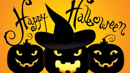 San Halloween martire
